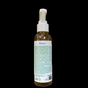 desodorante repelente de pulgas